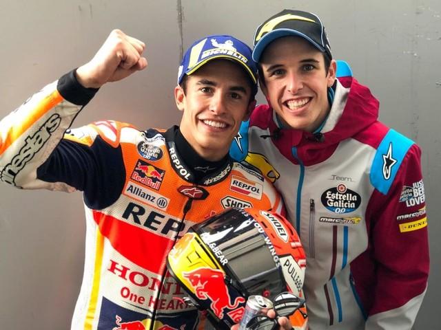 MotoGP 2020 : Alex Marquez serait mardi en essais avec le team Honda factory...Info Red-Bull...