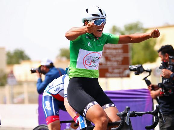 La surprise Khaled Dubai Women's Tour # 2. Samah Khaled (Team UAE) l'emporte au sprint devant Garner, De Baat et Sharakova. + La Castellón annulée La 1ère édition de la Vuelta Castellón by VCV, prévue en Espagne à la fin du mois, n'aura pas lieu. - La Vuelta Castellón by VCV (2.2) - Vuelta Ciclista Femenina a la provincia de Castellón, prévue sur trois...- (Franck FRUCH - Patrice FOUQUES) - Les ac