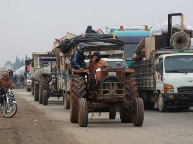 Syrie: Au moins 17 morts dans des bombardements du régime à Idlib