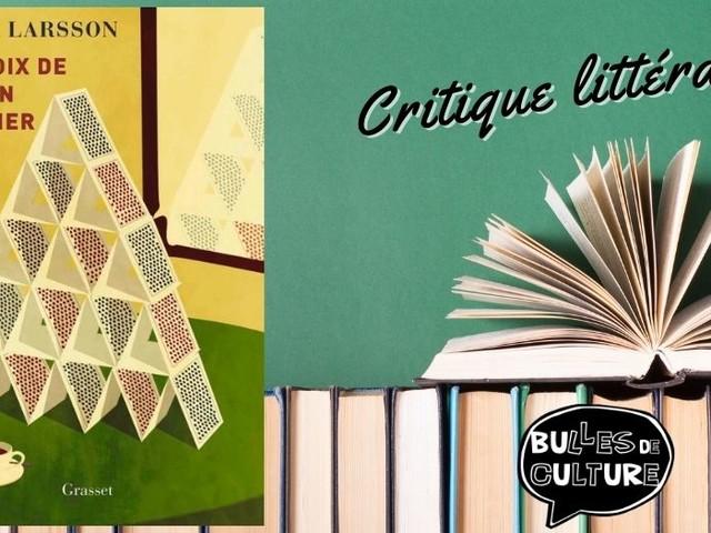 Critique / «Le choix de Martin Brenner» (2020) de Björn Larsson