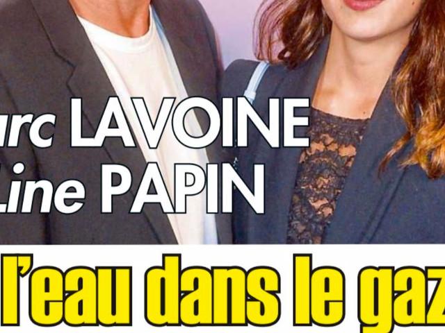 Marc Lavoine atterré, Line Papin quitte la France, l'endroit où elle se cache