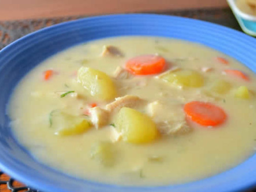 Soupe De Legumes Au Poulet Au Thermomix Autre Anygator Com