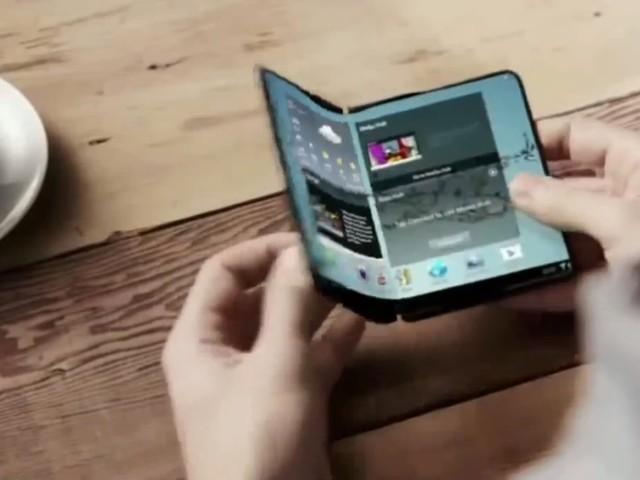 Un iPhone flexible a été teasé dans le dernier brevet d'Apple