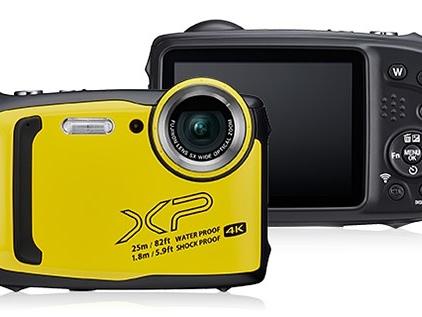 Fujifilm XP140 : évolutions en mode mineur