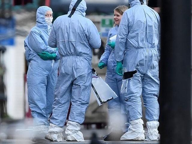 Londres: l'attaque au couteau revendiquée par Daech