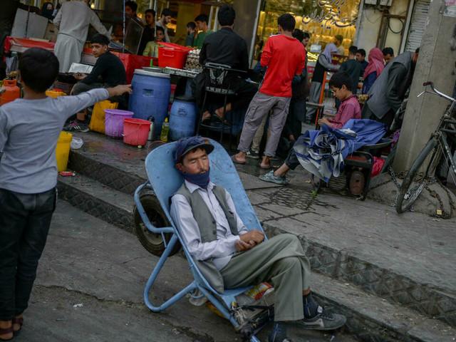 Afghanistan: 12 millions de dollars découverts, en pleine pénurie de liquidités