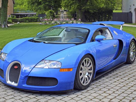 Bugatti Veyron 16.4, Ferrari LaFerrari, McLaren P1, des voitures de rêve vendues aux enchères