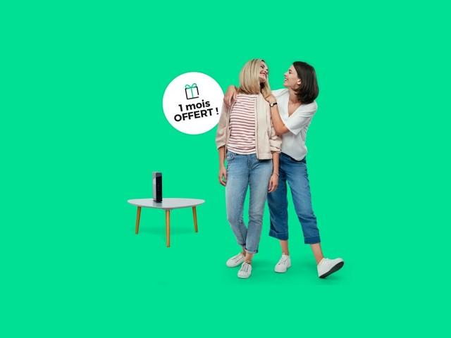 Nouvelle promo RED Box : Option Débit Plus et 1 mois offerts