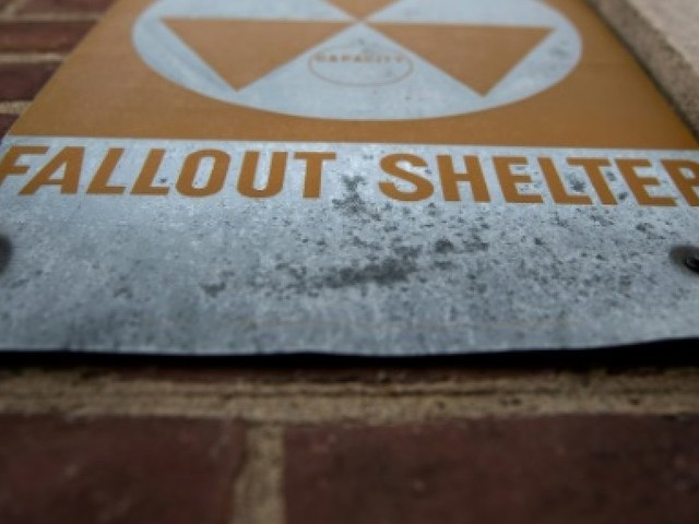 A Washington, un abri anti-nucléaire pour replonger dans la Guerre froide