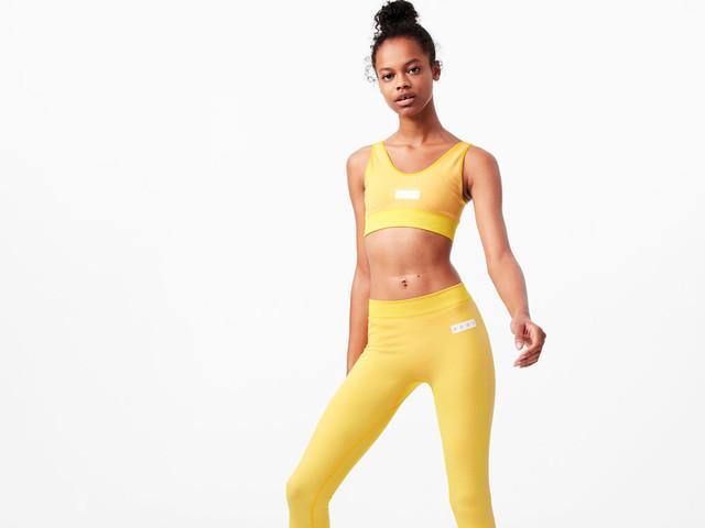 Asos lance sa toute première collection de vêtements de sport