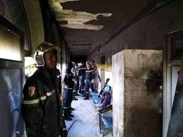 Algérie : Décès de huit nourrissons dans l'incendie d'une maternité