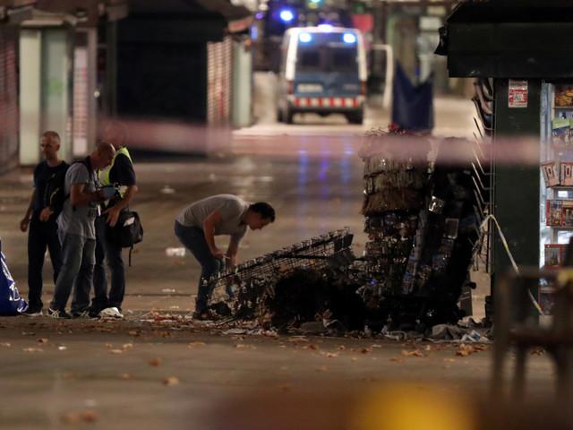 Attentat de Barcelone: 26 Français blessés, dont au moins 11 gravement