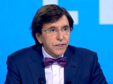 """Elio Di Rupo va quitter la présidence du parti socialiste: """"Des élections auront lieu fin octobre et je ne suis pas candidat"""" (vidéo)"""