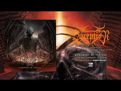 Death Moderne Technique avecSoreptionet l'album à venir début août,Monument Of The End....