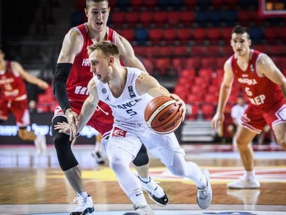 Basket - Euro U20 (H) - Euro U20: les Bleuets qualifiés pour les demi-finales