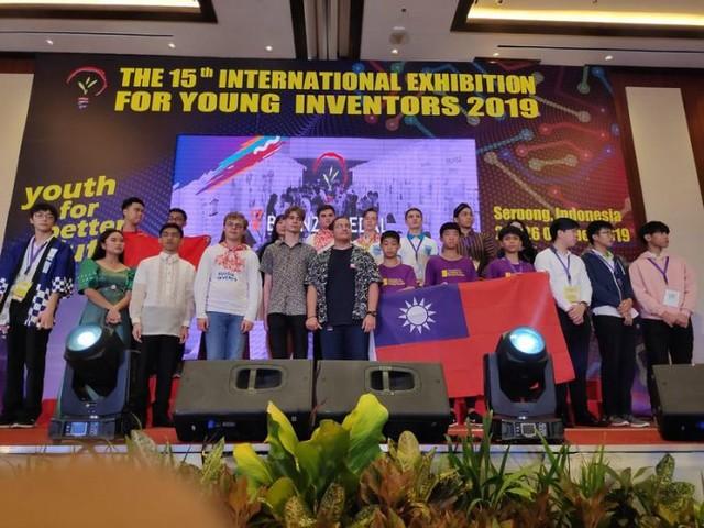 Les jeunes inventeurs taiwanais à l'honneur