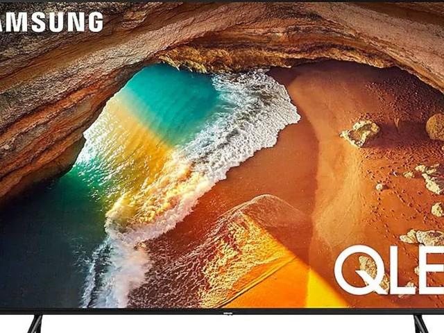 Test : Samsung QE55Q60R : faut-il craquer pour le TV Qled le moins cher ?