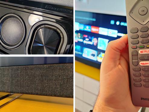 Les tests de Mathieu: Philips pense enfin au son de ses TV en s'alliant avec une référence de l'audio, mais qu'est-ce que ça donne ?