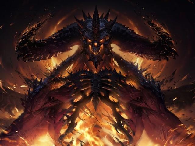 Diablo 4 : le jeu teasé par la pub d'un artbook