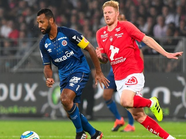 Ligue 1 (J3) | Le Stade de Reims se fait punir dans les dernières minutes et concède sa première défaite à Brest (0-1)