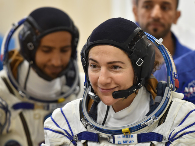 La première sortie spatiale 100% féminine jeudi ou vendredi (Nasa)