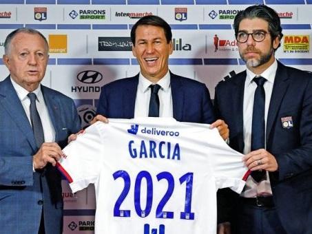 OL : Rudi Garcia en dit plus sur sa relation avec Juninho