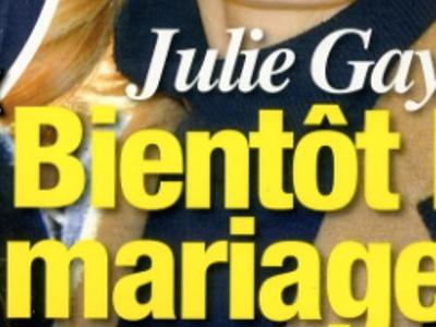 Julie Gayet, bientôt le mariage, étonnant coup de François Hollande