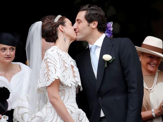 Mariage impérial à Paris pour Jean-Christophe Napoléon et la comtesse Olympia