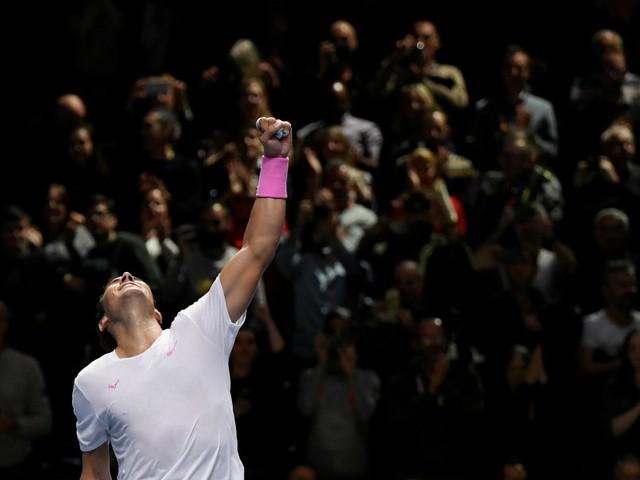 Masters: Nadal défait Tsitsipas... et attend la victoire de Medvedev