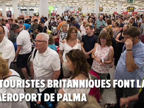 Faillite de Thomas Cook: tous les touristes britanniques avec un voyage tout compris (vol+hôtel) protégés par une garantie européenne