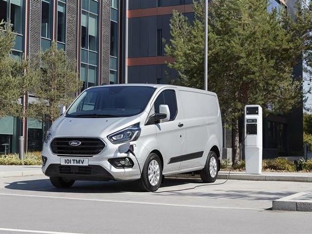 Ford Transit PHEV : forte demande, fermeture du carnet de commandes