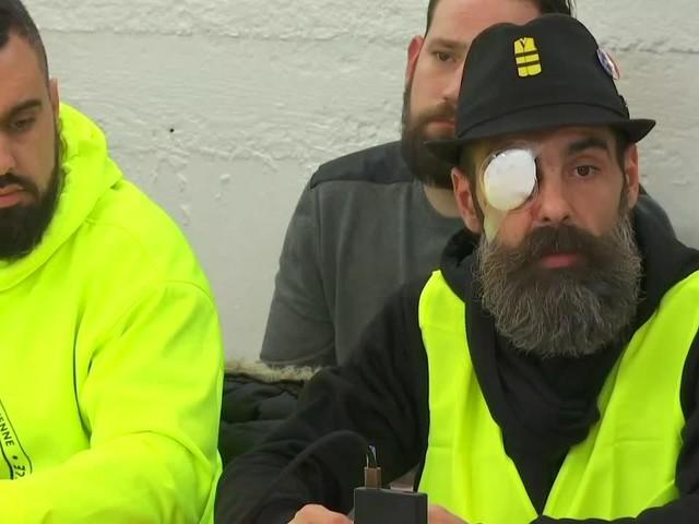Jérôme Rodrigues et plusieurs Gilets jaunes portent plainte pour violences volontaires