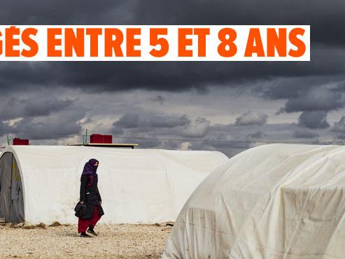 Quatre enfants de femmes jihadistes belges ont été rapatriés depuis la Turquie: leur avion a atterri ce lundi à Zaventem