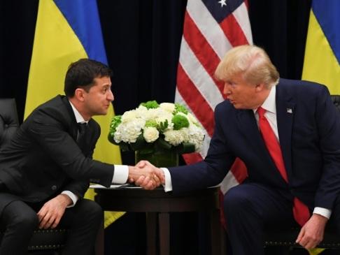 Trump a bien demandé au président ukrainien d'enquêter sur Biden