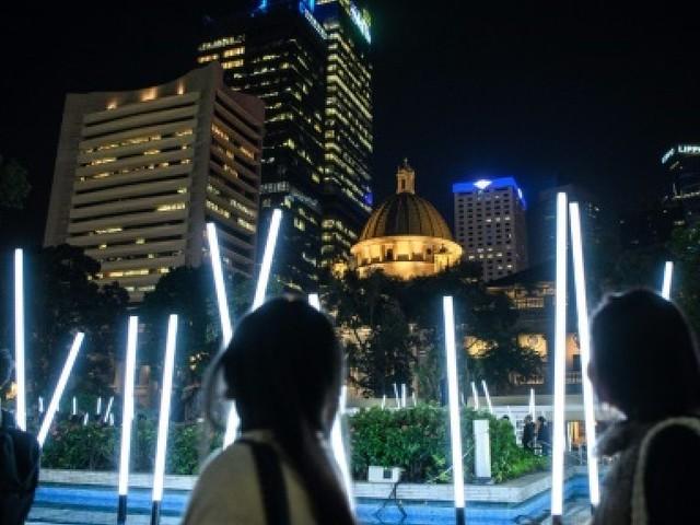 Quand la Fête des Lumières embrase Hong Kong