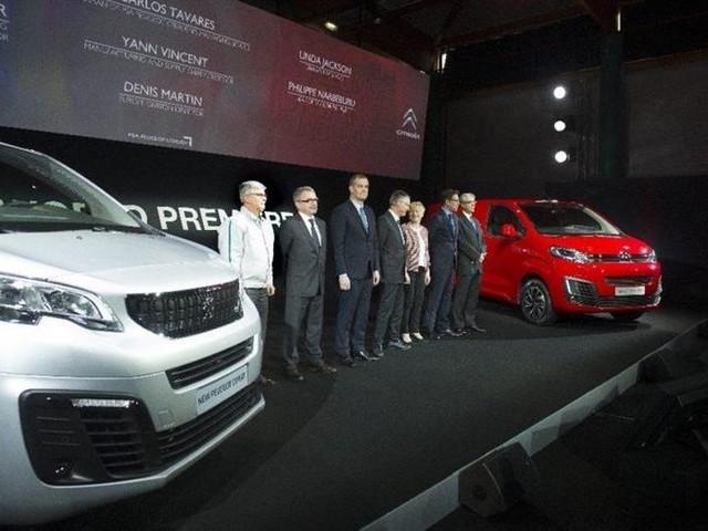 Utilitaires : Peugeot Citroën prépare une gamme totalement électrifiée