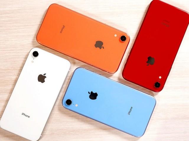 L'iPhone XR toujours numéro 1 des ventes aux États-Unis
