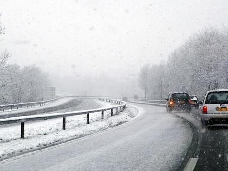 La neige attendue jeudi à l'est du Rhône, trois départements en vigilance orange