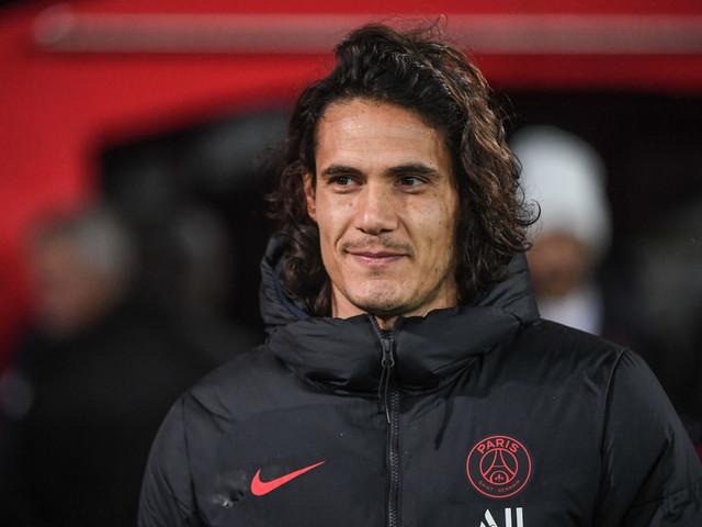 PSG – Maintenant c'est sûr, «Cavani veut jouer à Boca »