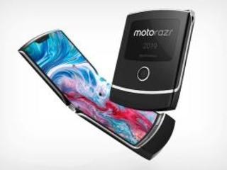 Motorola Razr avec écran pliable : vers une officialisation avant la fin de l'année ?