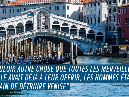 """Coronavirus en Italie: la lettre d'un habitant de Venise, """"Je vous écris d'une ville coupée du monde"""""""