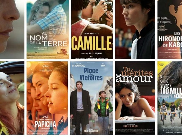 Vidéos. Angoulême : zoom sur les 10 films francophones en compétition