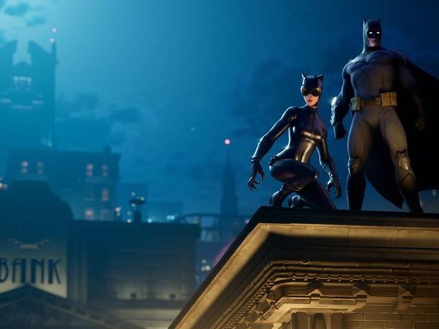 Batman souffle aussi ses quatre-vingts bougies dans Fortnite