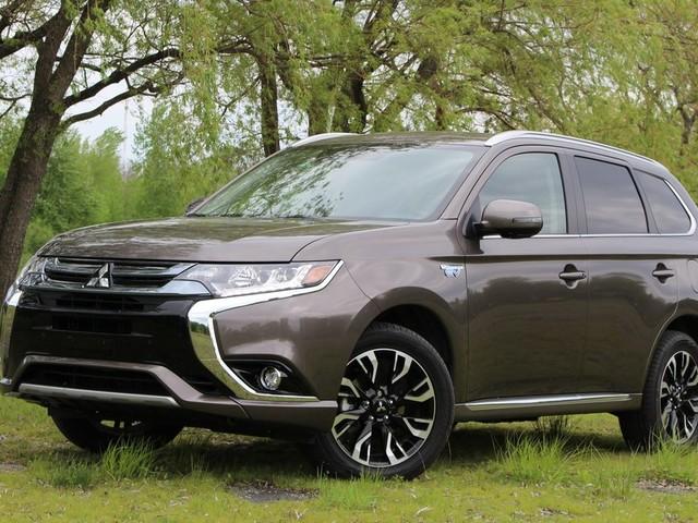 Les VUS de Mitsubishi vont tous changer de taille