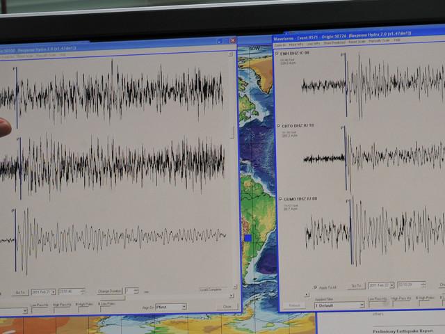 Un nouveau léger tremblement de terre à Strasbourg