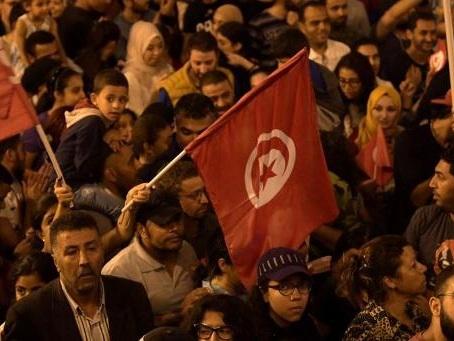 Tunisie: Kais Saied, futur président, remercie les jeunes