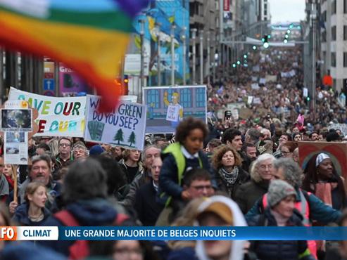 Grand Baromètre: voici les efforts que les Belges sont prêts à faire pour lutter contre le réchauffement climatique