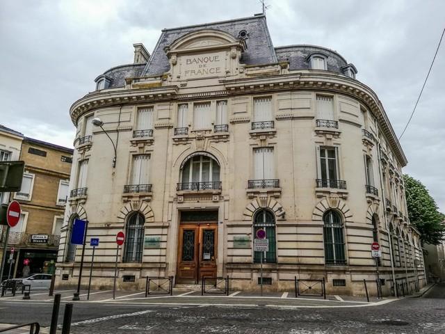 Agen: l'ex-Banque de France, futur lieu des gastronomies?