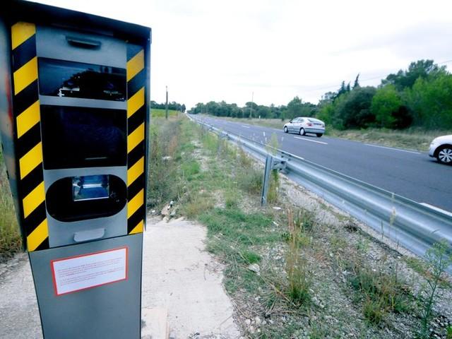 Excès de vitesse : les radars automatiques flashent aussi les véhicules sans assurance