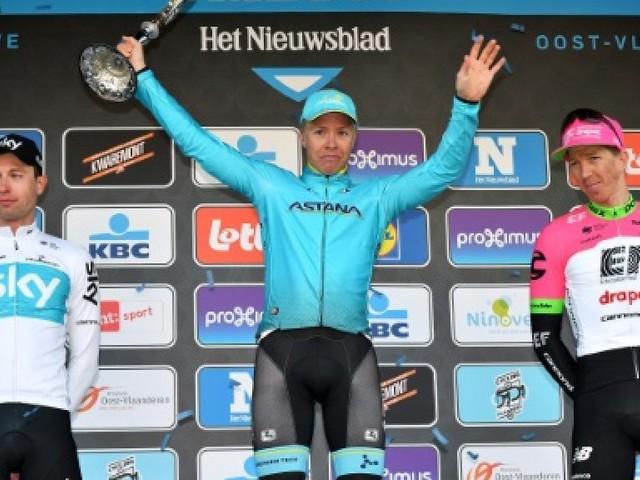 Cyclisme: les favoris se marquent, Valgren gagne l'Amstel Gold Race